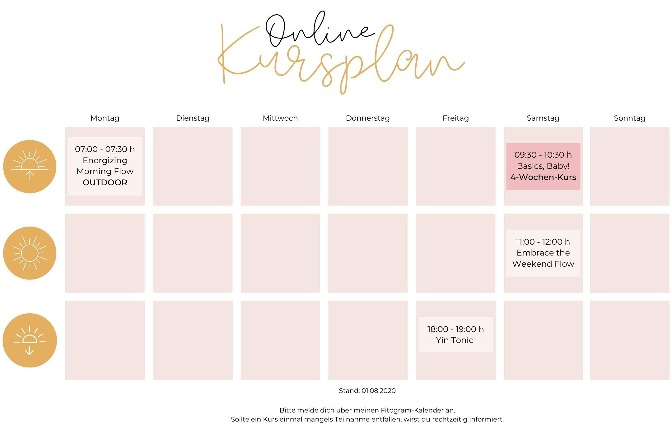 Kursplan Website August 2020
