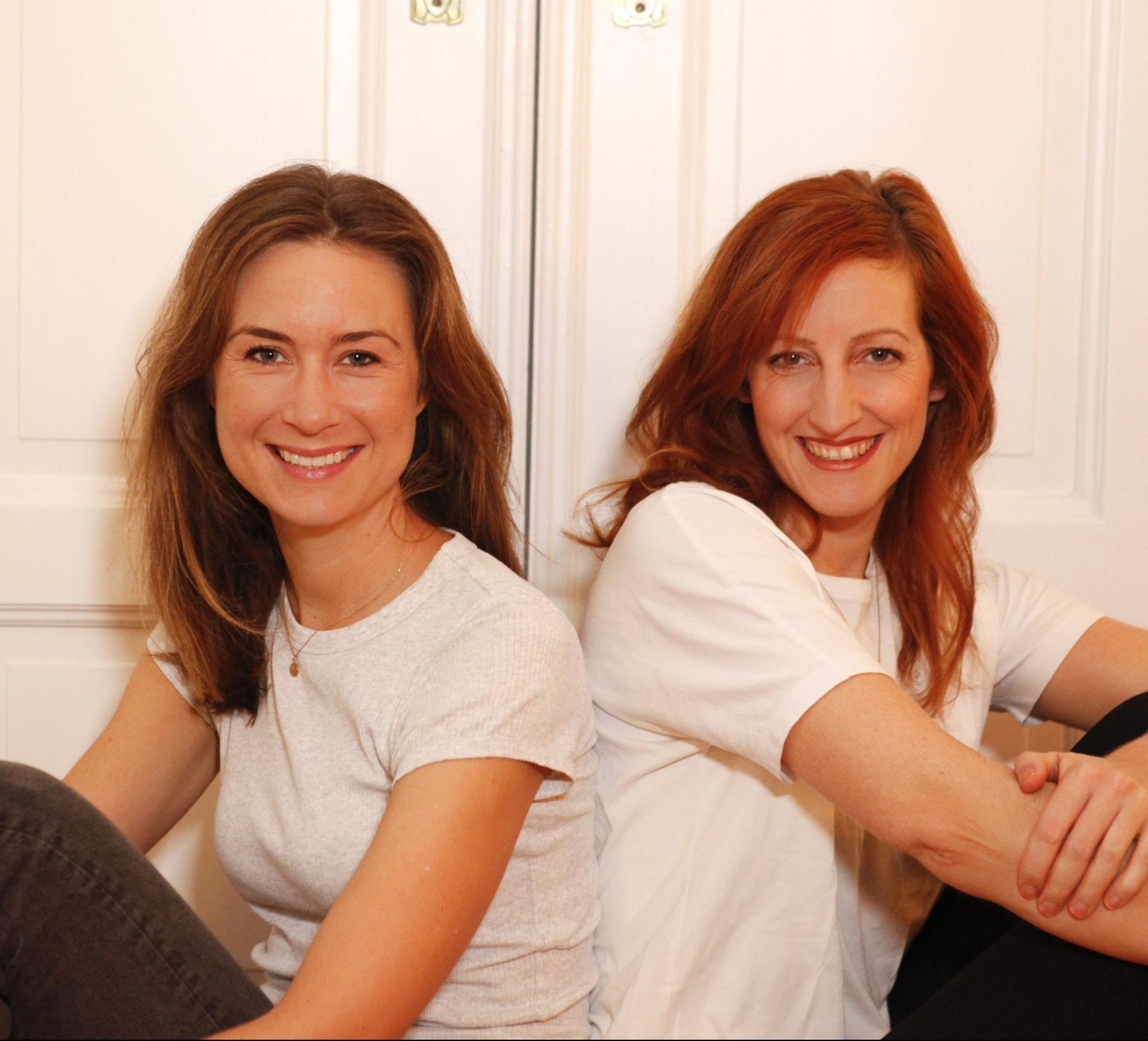 Janina und Steffi